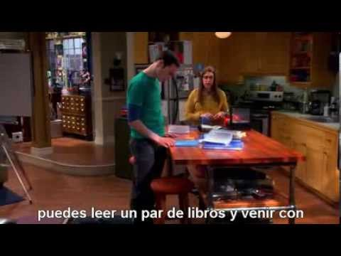 TBBT - The Big Bang Theory. 7x12 - The Hesitation Ramification (resume). Sub. Esp.