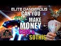 Elite: Dangerous can you still make money Sothis and Ceos ?