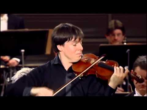 Tchaikovsky Violin Concerto -1M (1/3) Joshua Bell S.Oramo Royal Stockholm Philharmonic