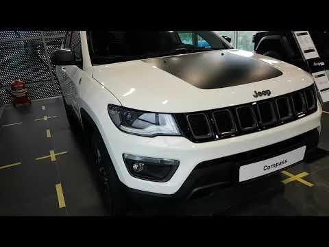 Jeep®Compass, цены технические характеристики ,  комплектации и цены в 2020 году .