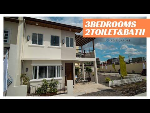 BUENNAVENTURE Single Attached @ La Verne Residences Bacoor Cavite