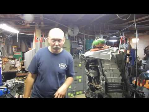 "The Mercury 115 ""Tower of Power "" Outboard motor Part 28"