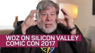 Woz talks Silicon Valley Comic Con, his favorite superhero and the future