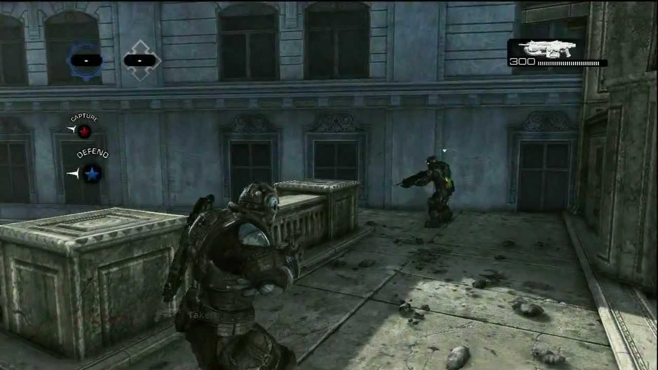 Gears of War 3 matchmaking problemen