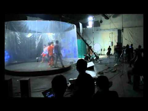 Behind The Scene Vid.Clip - Senyum Semangat