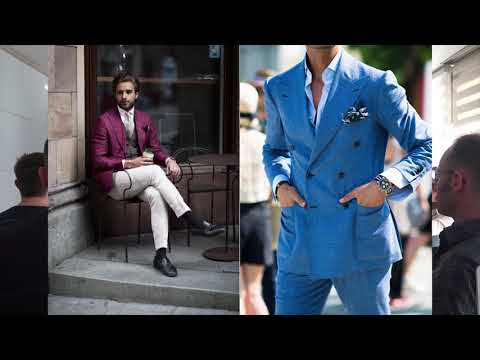 Male Fashion in Asia - Japanese and Korean Style