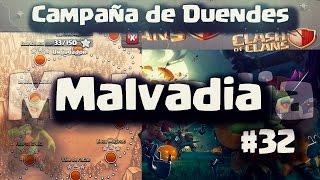 MALVADÍA - CAMPAÑA DE DUENDES - A por todas con Clash of Clans - Español - CoC