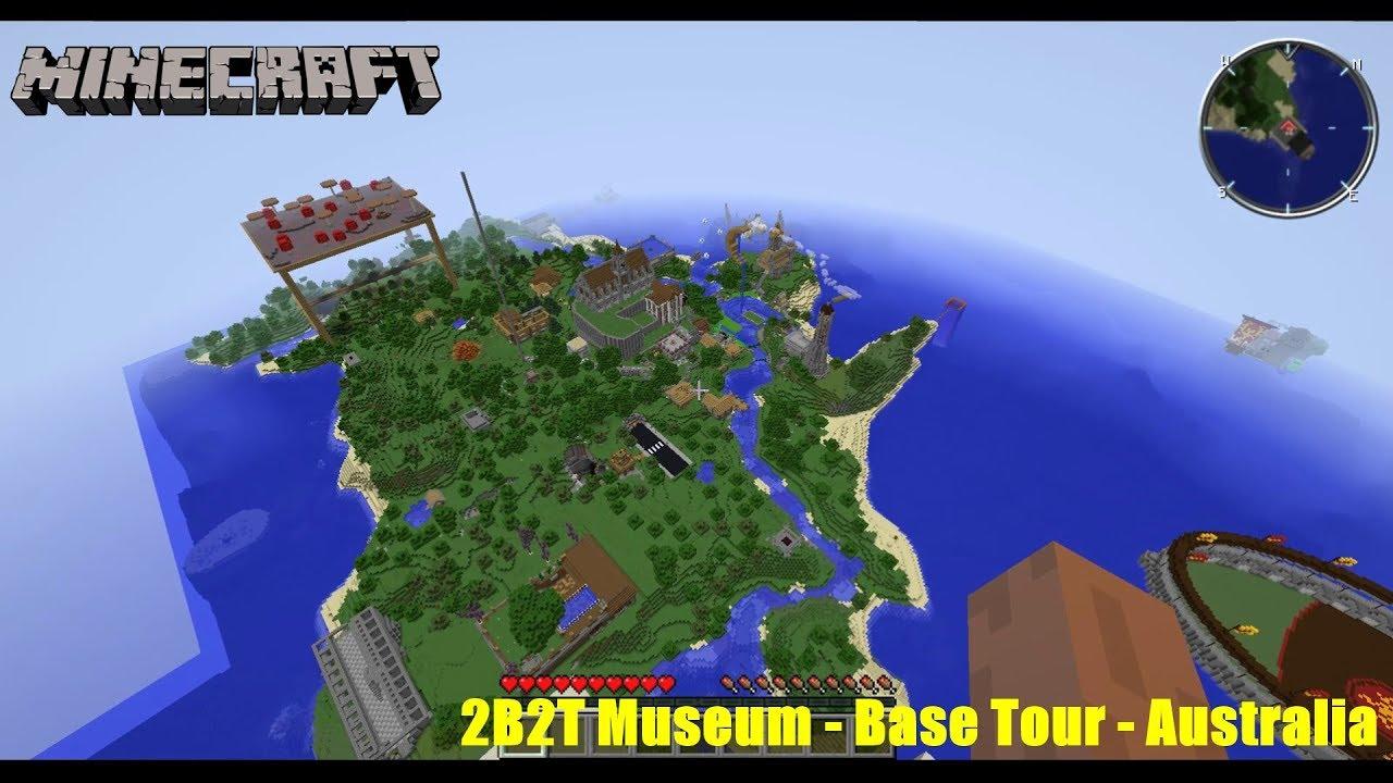 2B2T Museum - Base Tour - Australia