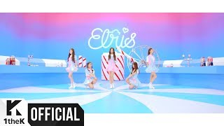 Mv Elris 엘리스  we First 우리 처음   Performance Audio