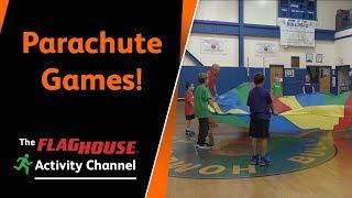 Parachute Ideas For Kids (ep. 103   Superchute)