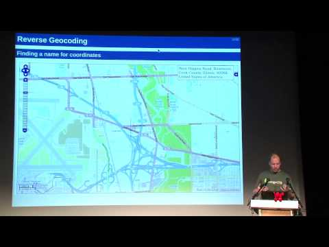 OpenStreetMap for the web - Derick Rethans - Forum PHP 2013