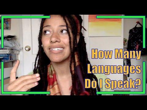 Black  American Speaking 5+ Languages! How Many Languages Do I Speak?