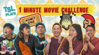 tsl plays 1 minute movie challenge