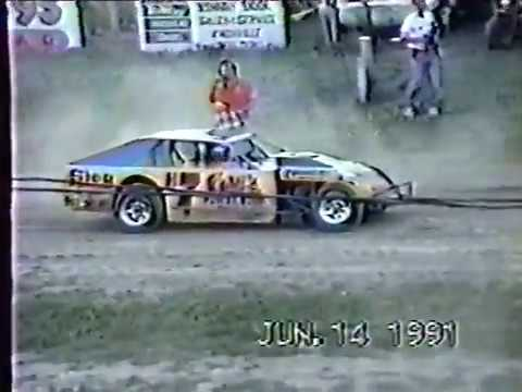 Knox Co. Speedway - 6/14/91