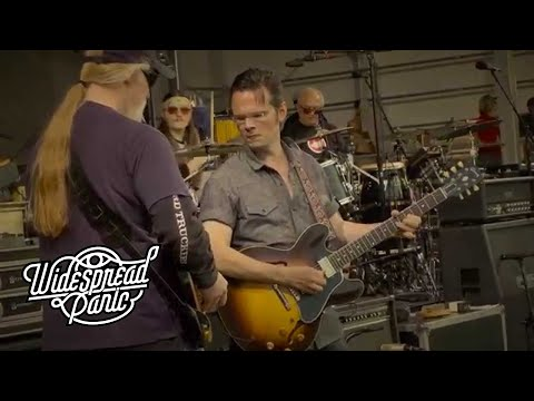 Me and the Devil Blues w/ the Dickinson Brothers (JazzFest 2015)