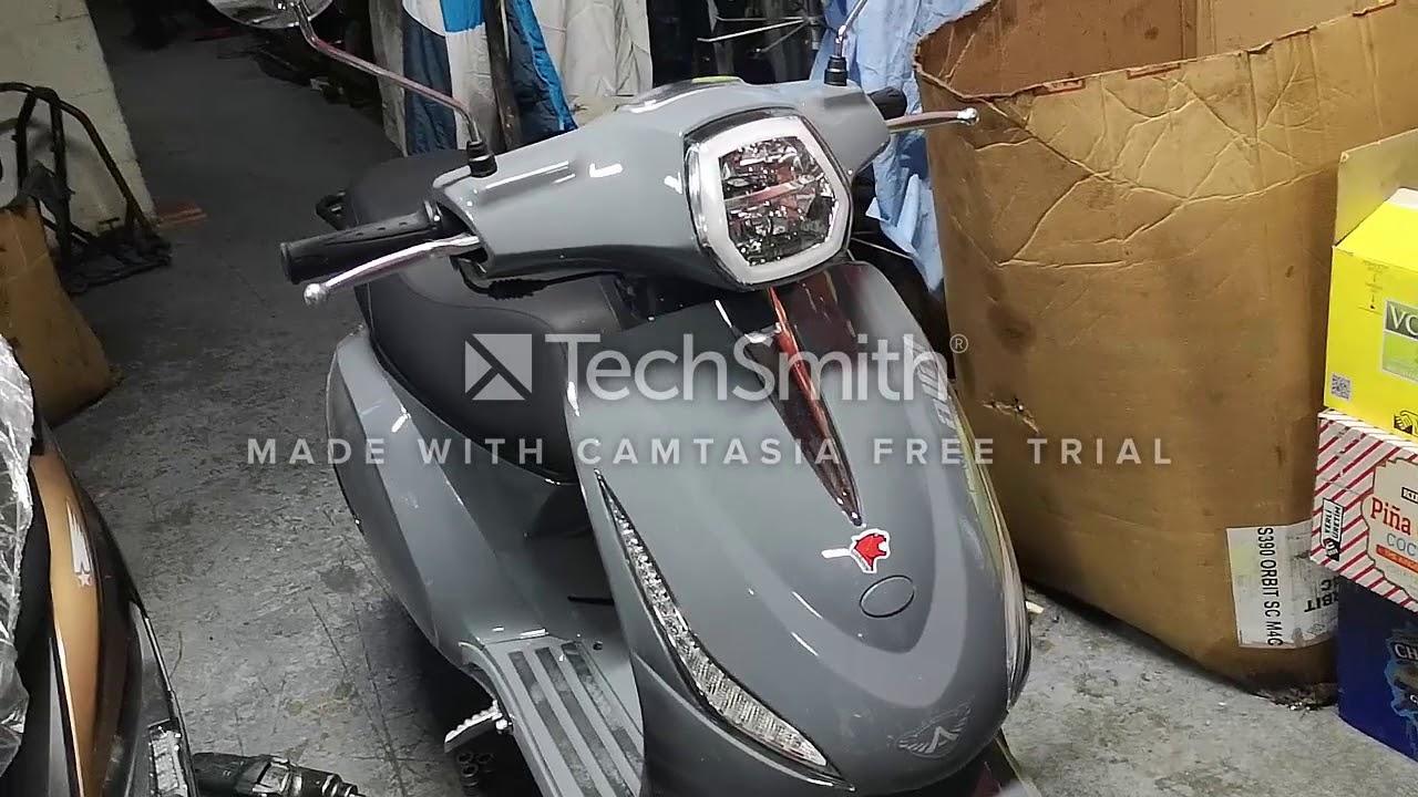 ALTAİ Misk 50cc Top Speed ( Hız Denemesi ) ( Azami Hız )