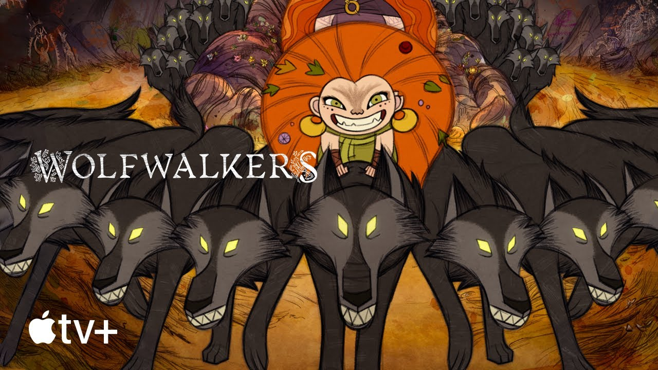 Wolfwalkers — Official Teaser | Apple TV+