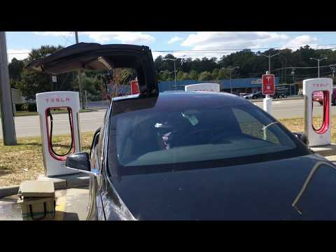 Tesla Supercharger   Chester, Virginia