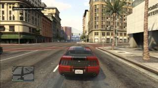 GTA5 Online: Time To Hit A Lick!