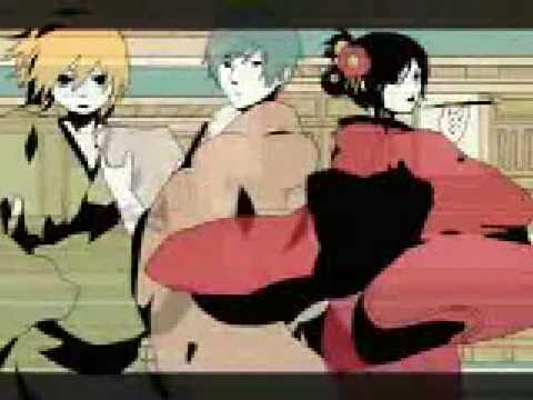 A Certain Prostitute Love【とある娼婦の恋】- Miku & Rin【初音ミク&鏡音リン】