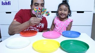 Learn Colors with Ishfi