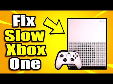 How To FIX SLOW XBOX ONE And MENU LAG + Slow Dashboard | (5 Tips And More!)