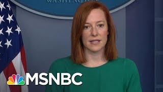 White House Announces Ongoing 'Science-Led' Covid Briefings Starting Wednesday | MSNBC