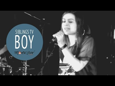 BOY Song by Siblings TV Official Music Video 2017 | Live Performance | Monkstar Official