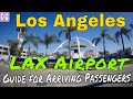 Los Angeles (LA) | LAX Airport – International Arrival and Ground Transport Info | Episode# 1
