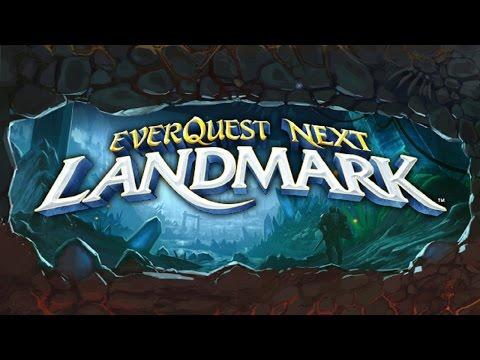 EverQuest Next Landmark: Pre Launch! – Junção, Expansão e Exploração!!