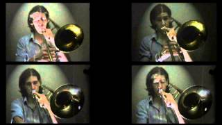 Europe - The Final Countdown: Trombone Arrangement (Arrested Development!)