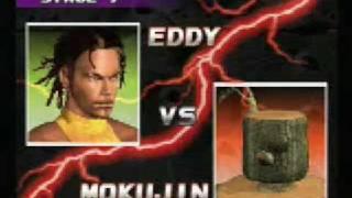 Tekken 3: Eddy