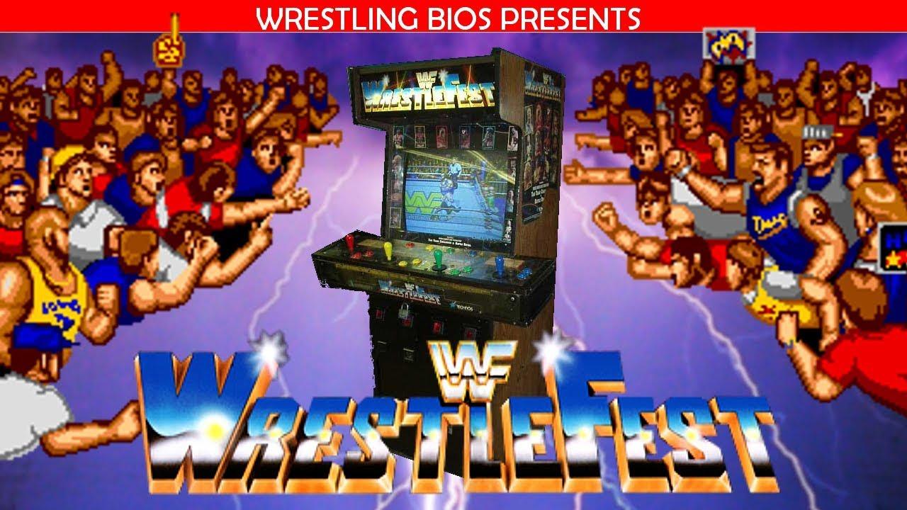 WWF WrestleFest - An Arcade Classic