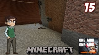 Engineer's Skyhook and Railgun: OMOM - 1.12 Modded Minecraft E15