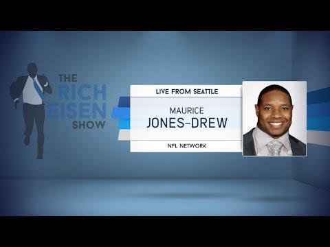 NFL Network Analyst Maurice Jones-Drew Talks Rams, Wakeyleaks & More - 12/15/16