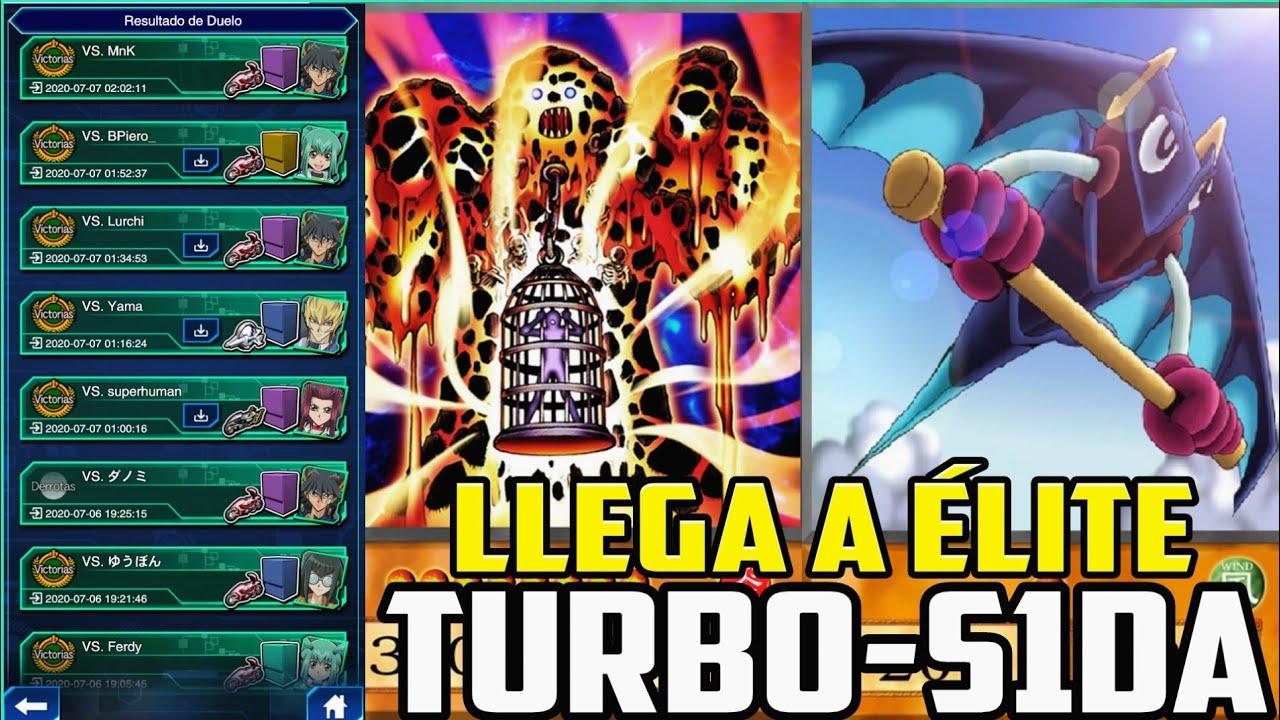 ¡El MEJOR Deck C4NC3R para jugar los Turbo Duelos! | Yu-Gi-Oh! Duel Links