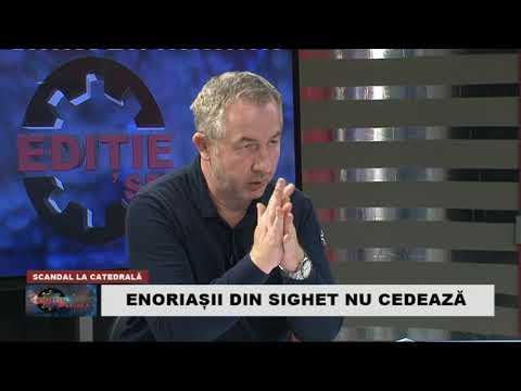 Editie Speciala Maramures TV - Scandal La Catedrala Din Sighet