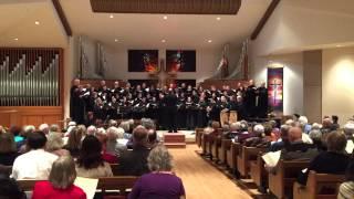 Bawo Thixo Somandla excerpt - National Lutheran Choir