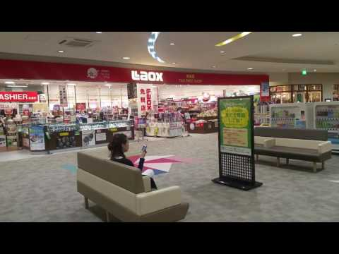 น้องโอติส ไปเดินห้างอิออน ญี่ปุ่น