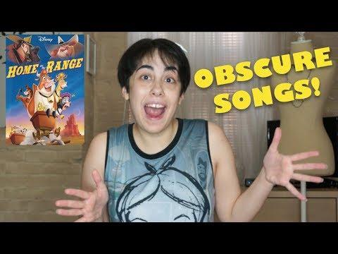 Lesser Known Disney Songs for Altos!