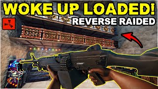I Got REVERSE RAIDED And Woke Up The RICHEST SOLO PLAYER! Rust Solo Survival