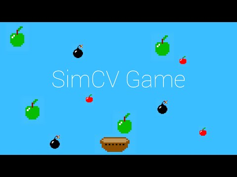 SimCV Game Android App Showcase