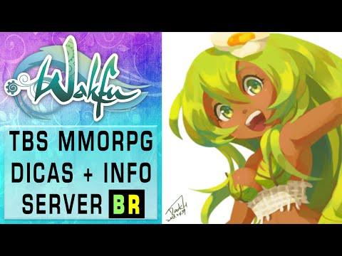 Wakfu Servidor Brasileiro – Testando e Informando – Turn Based Strategy MMORPG – PT BR