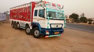 Bharatbenz 3723 modified | Indian truck
