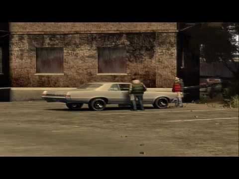 GTA 4  Niko`s Race 5  Destination Los Angeles 2012 Full Movie