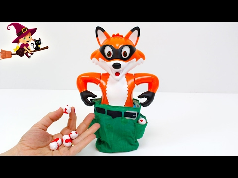 Juego de Mesa el Caco Foxy