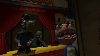 A Horro Game With Puppets - Hello Puppets! Playthrough