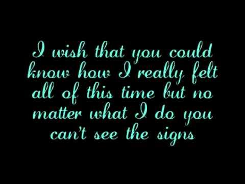 Sign Language-Kinetics and One Love Lyrics