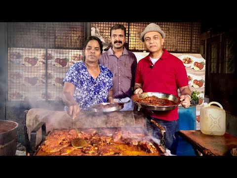 Most Popular FISH FRY In Kozhikode| Amma Hotel | Kingfish, Red Snapper,Fish Meals| Calicut Food Tour