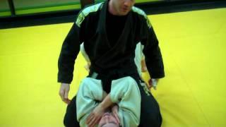 Indianapolis Jiu Jitsu Carlson Gracie | Armlock High Mount